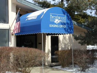 Awnings and canopies are the perfect addition to any commercial property.