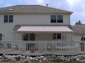 Retractable awning service illinois