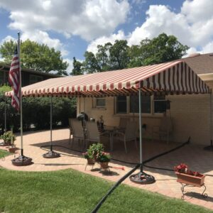 patio awning des plaines
