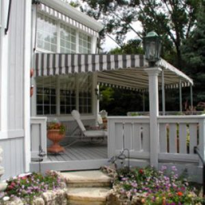 deck awning contractor