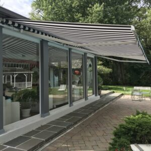 motorized retractable awning contractor