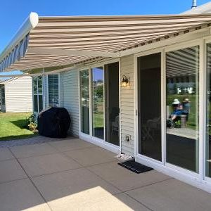 motorized retractable awning huntley illinois