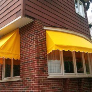 Window Awnings in Park Ridge Illinois