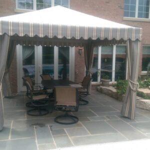 patio canopy Barrington