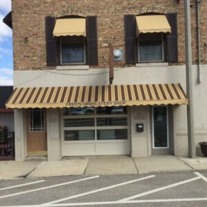 Commercial Awning Installation Woodstock
