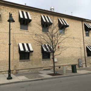 Commercial Awning Lemont IL.