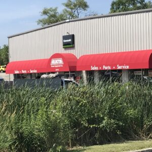 Commercial Awnings Arlington Heights