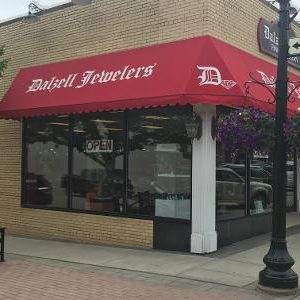 commercial awning installation crystal lake